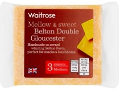 Waitrose Double Gloucester